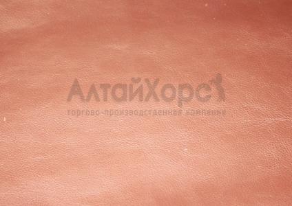 Кожа коричневая гладкая