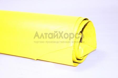Кожа жёлтый