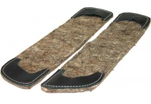 Лыжи (подкладки) для седла