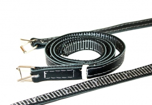 Ремень стремянной комбинированый юфть-капрон