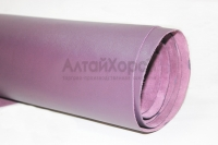 Кожа фиолетовый