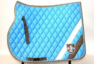 Вальтрап конкурный Genua (голубой)